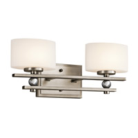 Kichler Lighting Revere 2 Light Bath Vanity in Antique Pewter 45321AP