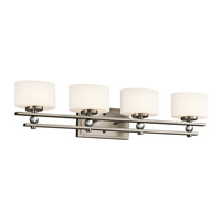 Kichler Lighting Revere 4 Light Bath Vanity in Antique Pewter 45323AP photo thumbnail