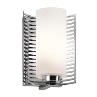 Kichler 45431CH Selene 1 Light 8 inch Chrome Wall Sconce Wall Light