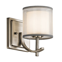 Tallie 1 Light 5 inch Antique Pewter Wall Bracket Wall Light