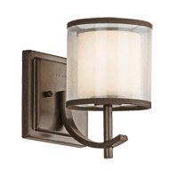 Tallie 1 Light 5 inch Mission Bronze Wall Bracket Wall Light