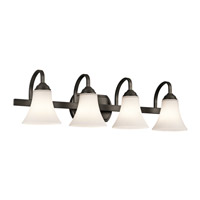 Kichler 45514OZL16 Keiran LED 30 inch Olde Bronze Vanity Light Wall Light