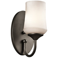 Kichler Aubrey 1 Light Wall Bracket in Olde Bronze 45568OZ