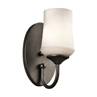 Kichler 45568OZL16 Aubrey LED 6 inch Olde Bronze Wall Sconce Wall Light