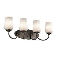Kichler 45571OZL16 Aubrey LED 29 inch Olde Bronze Vanity Light Wall Light