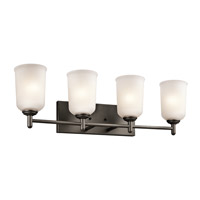 Kichler Shailene 4 Light Bath Vanity in Olde Bronze 45575OZ