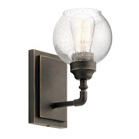 Niles 1 Light 6 inch Olde Bronze Wall Bracket Wall Light