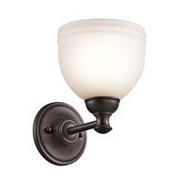 Kichler 45611ORZ Marana 1 Light 6 inch Oil Rubbed Bronze Wall Bracket Wall Light