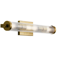 Steel Azores Bathroom Vanity Lights