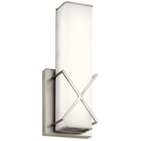 Kichler 45656NILED Trinsic LED 5 inch Brushed Nickel Wall Sconce Wall Light