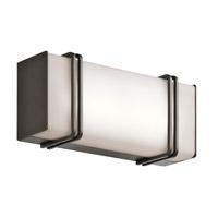 Kichler 45836OZLED Impello LED 12 inch Olde Bronze Linear Bath Medium Wall Light