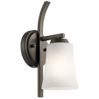 Kichler 45888OZ Tao 1 Light 5 inch Olde Bronze Wall Bracket Wall Light