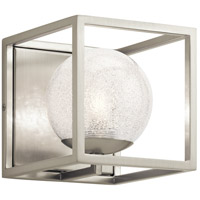 Kichler 45916NI Karia 1 Light 6 inch Brushed Nickel Wall Sconce Wall Light