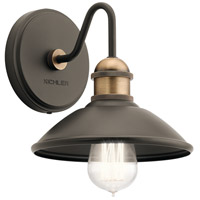 Clyde 1 Light 8 inch Olde Bronze Wall Bracket Wall Light