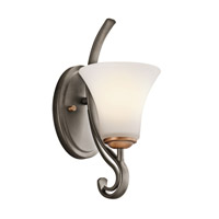 Kichler Lighting Claridge Court 1 Light Wall Sconce in Olde Bronze 45985OZ photo thumbnail