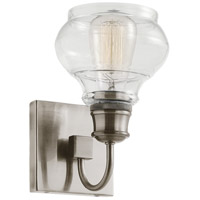 Schoolhouse 1 Light 6 inch Classic Pewter Wall Bracket Wall Light