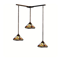 Kichler Lighting Multi Mini-Pendant Hanger Accessory in Art Nouveau Bronze 4900ANO