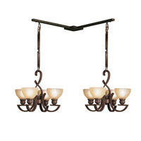 Kichler Lighting Multi Mini-Pendant Hanger Accessory in Tannery Bronze 4900TZ