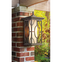 Kichler Lighting Mackenzie 1 Light Outdoor Wall Lantern in Architectural Bronze 49039AZ alternative photo thumbnail
