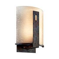 Kichler Lighting Montara 1 Light Outdoor Wall Lantern in Old Iron 49077OI photo thumbnail