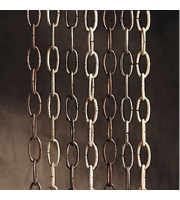 Kichler 4908PRZ Lighting Accessories Parisian Bronze Chain