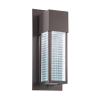 Kichler 49118AZLED Sorel LED 16 inch Architectural Bronze Outdoor Wall - Small