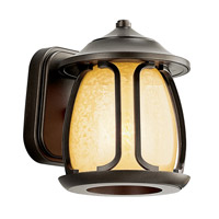 Kichler Lighting Pasadena 1 Light Fluorescent Outdoor Wall Lantern in Olde Bronze 49138OZFL photo thumbnail