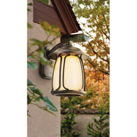 Kichler Lighting Pasadena 1 Light Outdoor Wall Lantern in Olde Bronze 49140OZ