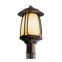 Kichler Lighting Pasadena 1 Light Fluorescent Outdoor Post in Olde Bronze 49141OZFL photo thumbnail