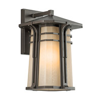 Kichler Lighting North Creek 1 Light Outdoor Wall Lantern in Olde Bronze 49176OZ