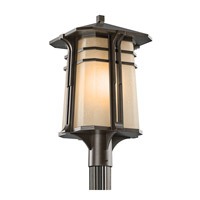Kichler Lighting North Creek 1 Light Outdoor Post Lantern in Olde Bronze 49179OZ photo thumbnail