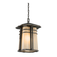 Kichler Lighting North Creek 1 Light Outdoor Pendant in Olde Bronze 49180OZ