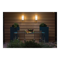 Kichler 49201BK Tremillo 1 Light 14 inch Black Outdoor Wall Lantern alternative photo thumbnail