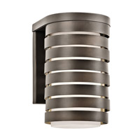 Kichler Roswell 1 Light Outdoor Wall in Olde Bronze 49209OZ