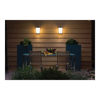 Kichler Lighting Brockton 1 Light Outdoor Wall Lantern in Anvil Iron 49215AVI alternative photo thumbnail