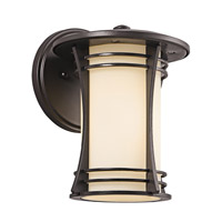 Kichler Lighting Courtney Point 1 Light Outdoor Wall Lantern in Architectural Bronze 49260AZ photo thumbnail