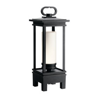 South Hope 19 inch 3 watt Rubbed Bronze Portable LED Lantern, with Bluetooth Speaker