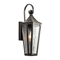 Kichler 49512OZ Rochdale 1 Light 19 inch Olde Bronze Outdoor Wall - Medium  photo thumbnail