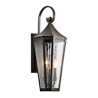 Kichler 49513OZ Rochdale 2 Light 25 inch Olde Bronze Outdoor Wall - Medium