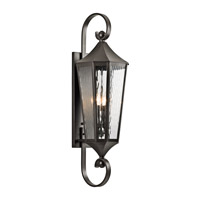 Rochdale 4 Light 40 inch Olde Bronze Outdoor Wall - Large