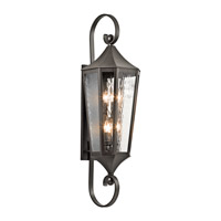 Kichler 49515OZ Rochdale 6 Light 47 inch Olde Bronze Outdoor Wall - Xlarge