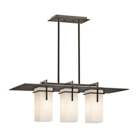 Kichler Lighting Caterham 3 Light Chandelier in Olde Bronze 49636OZ photo thumbnail
