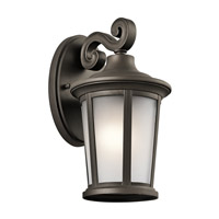 Turlee 1 Light 11 inch Olde Bronze Outdoor Wall Mount