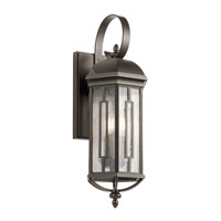 Kichler 49711OZ Galemore 3 Light 27 inch Olde Bronze Outdoor Wall Mount