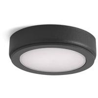 Kichler 4D12V30BKT 4D Series Textured Black LED Discs/Pucks