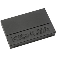 Kichler Signature 12V LED Power Supply in Textured Black 4TD12V60BKT