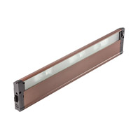 Kichler 4U120X22BZT 4U Series 120V 22 inch Bronze Textured Xenon Under Cabinet Lighting