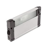 Kichler 4U12X08NIT 4u Series 12V 8 inch Nickel Textured Xenon Under Cabinet Lighting