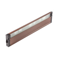 Kichler 4U12X22BZT 4U Series 12V 22 inch Bronze Textured Xenon Under Cabinet Lighting in 22 in.