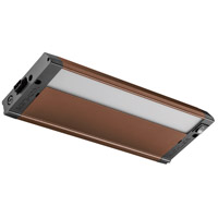 Kichler 4U Series LED 3000K Under Cabinet Lighting in Bronze Textured 4U30K12BZT